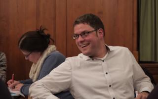 BA-Vorsitzender in Sendling - Markus Lutz