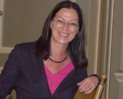Claudia Tausend, MdB bei der Preisverleihung
