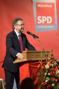 Laudator Heribert Prantl